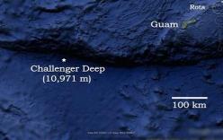 Những âm thanh khó tin ở độ sâu 11km dưới đáy biển