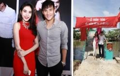 Hoa hậu Thu Thảo lên tiếng bênh vực vợ chồng Thủy Tiên Công Vinh
