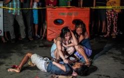 300 tội phạm ma túy bị bắn chết sau lệnh của tổng thống Philippines