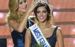 Hoa hậu Pháp 2016 gặp tai nạn khi tham gia giải đua xe đạp