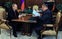 Putin vừa tiến hành cải tổ nhân sự quy mô lớn