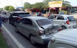 Tai nạn liên hoàn: 4