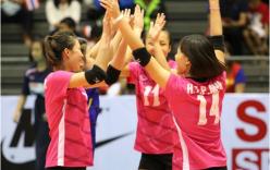 U19 nữ bóng chuyền Việt Nam tạo nên cơn