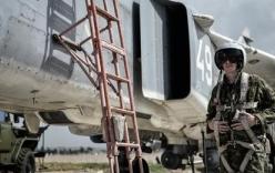 NATO bảo trợ Thổ bắn hạ máy bay Nga