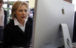Tin tặc tấn công hệ thống máy tính vận động tranh cử của Hillary