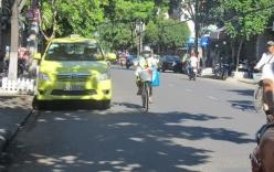 Tài xế taxi ở Đà Nẵng chết bất thường trong xe