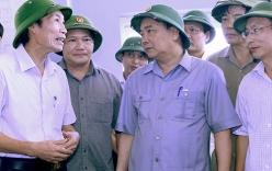 Thủ tướng yêu cầu rút kinh nghiệm về công tác dự báo bão số 1