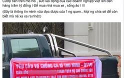 Thu Minh chia sẻ ảnh nghiên cứu sách Luật sau khi bị