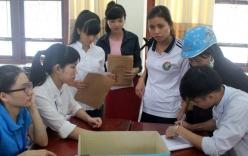 Gần 1400 bài thi xin chấm phúc khảo ở Nghệ An