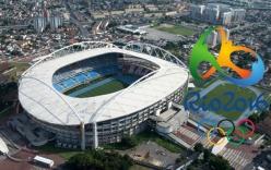 Lịch thi đấu môn bóng đá nam Olympic Rio 2016