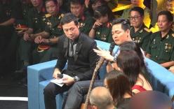 MC Phan Anh bật khóc trên truyền hình vì không được bộc bạch hết nỗi lòng