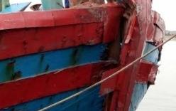 Tàu cá Thanh Hóa bị tàu lạ đâm, 14 ngư dân hoảng loạn kêu cứu