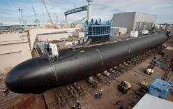 Tàu ngầm hạt nhân Mỹ được tăng cường gấp 3 lần hỏa lực tên lửa