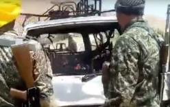 Xe chở khách Âu - Mỹ nổ tan xác vì lọt ổ phục kích Taliban