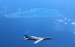 Trung Quốc lại ngang nhiên đưa tiêm kích, máy bay ném bom ra Biển Đông