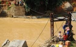 Cứu trợ khẩn cấp người dân bị ảnh hưởng lũ quét tại Lào Cai