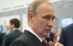 Putin: Không cho phép sử dụng khủng bố vào mục đích chính trị