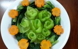 Mẹo luộc các loại rau, củ vừa xanh vừa giòn đạt chuẩn