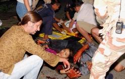 Hiện trường đẫm máu các vụ đánh bom liên tiếp ở Thái Lan