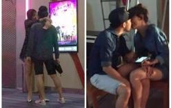 Khoảnh khắc tình cảm thái quá của Hari Won và Trấn Thành nơi công cộng