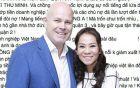 Chân dung chồng doanh nhân của ca sỹ Thu Minh và công ty bị doanh nghiệp Việt tố nợ