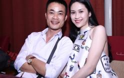 Facebook sao Việt: Chồng doanh nhân của Hoa hậu Thu Vũ lần đầu lộ diện