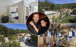 Ngắm biệt thự cổ vợ chồng David Beckham rao bán