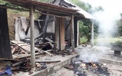 Hà Giang: Mẹ sát hại 3 con rồi đốt nhà bỏ trốn vào rừng