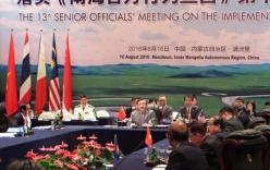 Trung Quốc - ASEAN họp bàn về ứng xử Biển Đông