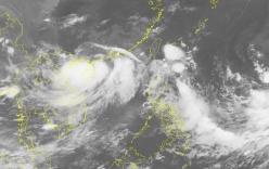 Bão số 3- bão Dianmu giật cấp 11 đang mạnh lên, tiến vào Việt Nam