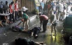 Video nhóm thanh niên Thái Lan đánh dập du khách dã man giữa đường phố