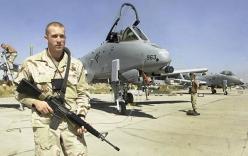 Lo sợ an toàn, Mỹ điều chiến đấu cơ bảo vệ nhân viên ở Syria