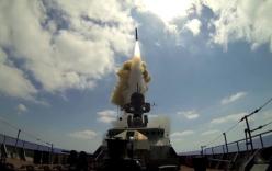 Video: Tàu chiến Nga phóng tên lửa hủy diệt phiến quân ở Syria