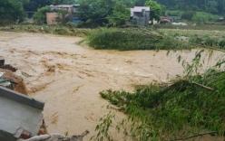 Tin lũ khẩn cấp trên sông Thao và sạt lở đất ở Bắc Bộ