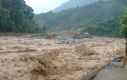 Mưa lũ tại Lào Cai: 6 công nhân khai thác vàng thương vong