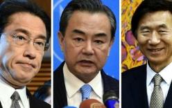 Bộ trưởng ngoại giao Nhật - Hàn - Trung chuẩn bị gặp mặt hội đàm