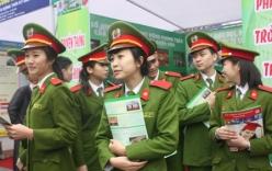 Hơn 1.000 chỉ tiêu bổ sung vào các trường quân đội