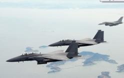 Hàn Quốc điều chiến đấu cơ rượt đuổi 3 máy bay Trung Quốc xâm nhập