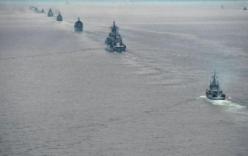 Trung Quốc, Nga thống nhất thời gian tập trận trên Biển Đông