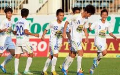 Khai mạc VCK U15 Quốc gia – cúp Thái Sơn Bắc 2016