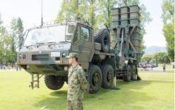 Nhật triển khai tên lửa gần đảo tranh chấp với Trung Quốc
