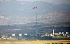 Triều Tiên gài mìn dọc biên giới liên Triều ngăn binh lính bỏ trốn