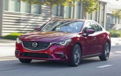 Mazda 6 2017 lộ giá bán chính thức