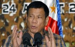 Duterte cảnh báo chiến tranh đẫm máu nếu Trung Quốc xâm phạm biển đảo