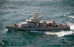 Hải quân Mỹ nã đạn cảnh cáo tàu Iran tại vịnh Ba Tư