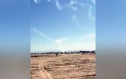 Khoảnh khắc máy bay rơi nhanh khi trình diễn, phi công thiệt mạng