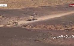 Vội chạy trốn phục kích, xe tăng tông trúng đồng đội