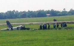 Phi công cố lái máy bay ra khỏi khu dân cư trước khi hy sinh