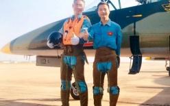 Vụ máy bay rơi ở Phú Yên: Thăng quân hàm thiếu úy cho phi công hy sinh