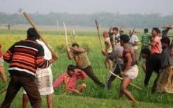 Hàng chục người vây đánh công an xã